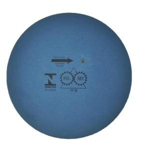 bola 14 azul
