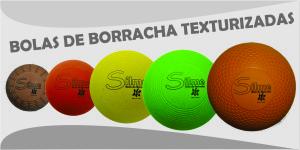 bolas texturizadas